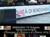 """Ecco cosa accaduto agosto corso della serata dedicata alla """"Rassegna D'Autore d'Amore"""", Bordighera"""