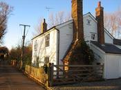 casa very shabby nella campagna londinese