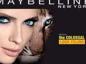 Maybelline lancia Colossal Look Felino