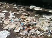 Aversa Ancora rifiuti degrado Parco Pozzi (28.06.11)