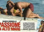 Capri: Camila Borais Marco Borriello interrotti proprio bello...