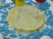 Crepes formaggio milk