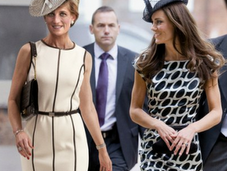 Lady 50enne incontra nuora Kate Middleton solo Newsweek: bufera