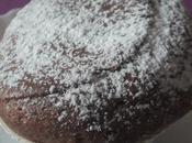 Muffin cioccolato cuore morbido nutella