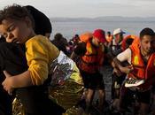 Grecia deciso circa 1500 migranti saranno trasferiti dall'isola Lesbo sulla terraferma