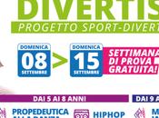DivertiSport tutti corsi bambini ragazzi della Polisportiva Pini