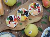 MELE BOWL Yogurt Frutta Fresca della VENOSTA
