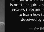 Joan Robinson, ribelle razionale
