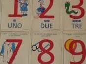 Cartelloni-schede numeri