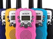 Quali accessori usare walkie talkie?