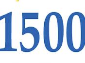 1500 post!