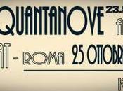 VENTITRÉECINQUANTANOVE 23.59 EXHIBITION inaugura OFFICINE BEAT Roma Ottobre 2019