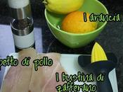 Foto ricetta: Pollo, agrumi zafferano