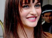 Hair Trend: Frangetta Leighton Meester