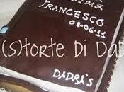 """(S)Torta """"libro"""" Cresima Francesco..."""