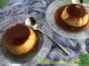 Flan formaggio- cheesecake senza crosta