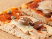 Pizza alla Siciliana Teglia Pasta Madre