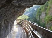 sentiero nella Roccia Romedio