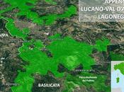 fauna parco appennino-lucano, vasto sistema aree protette.