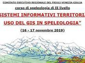 Udine, Corso speleologi sull'uso GIS, Sistemi informativi territoriali