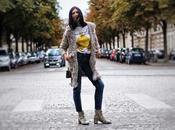 Autumn look Paris