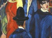 Scena strada berlinese, Ernst Ludwig Kirchner