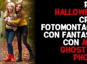 Halloween crea fotomontaggi fantasmi Ghost Photo