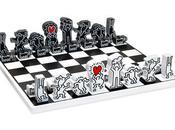 Keith Haring Chess