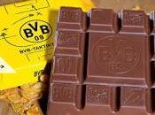 Ritter Sport Borussia Dortmund: merchandising vincente