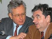Giulio Tremonti cretino Renato Brunetta mentre facendo conti