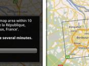 L'aggiornamento Google Maps android porta l'offline navigation