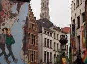 murales fumetti Bruxelles