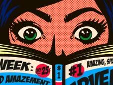 Cronache nerd: Fumetti online #iorestoacasa