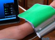 Misuratore pressione iPad iPhone (Video)