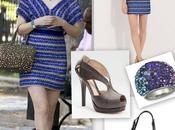Gossip Girl 5×01: Roxane Mesquida Outfit Missoni