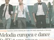 Corriere della Sera dedica articolo alla musica europea