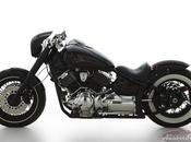 Bullstar Mastercycles: come trasformare Yamaha Dragstar 1100 Classic chopper
