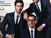 Domenico Dolce Stefano Gabbana Men's Taiwan luglio 2011