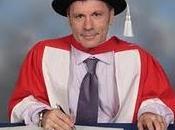 Iron Maiden Dickinson riceve laurea honorem