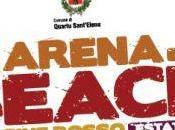 Parte rassegna concerti all'Arena Beach Margine Rosso