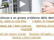 Genova 2001: speciale Peacereporter mensile Emegency