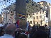 """L'urlo Piazza Navona: """"Libertà"""". cronaca blogger libero."""