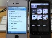 guerra browser: iPhone Nexus