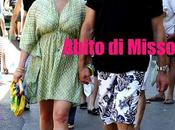 Jessica Simpson Missoni stradine Capri