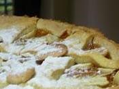 Crostata Marmellata Arance Amare, Mele Mandorle