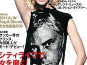 Karolina Kurkova Giorgio Armani Vogue Japan Settembre 2011