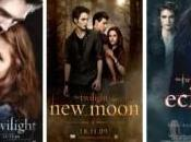TWILIGHT saga: Twilight, Moon, Eclipse