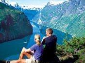 Dieci, cento, mille nazioni come Norvegia.