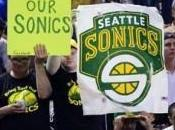 città Seattle rivuole Supersonics