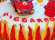 ...torta pompiere...